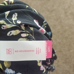 No Boundaries Swim - Cover up top. Brand new without tag.